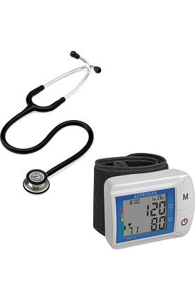 3M Littmann Classic III™ and Veridian Healthcare Digital Blood Pressure Monitor Kit