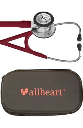 "3M Littmann Cardiology IV 27"" Stethoscope with Case"