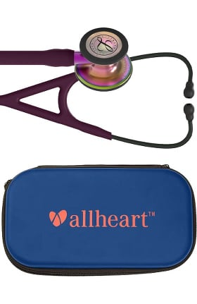 "3M Littmann Cardiology IV 27"" Stethoscope with Blue Case"