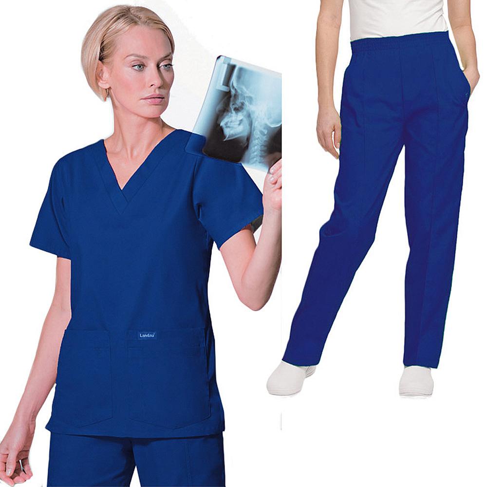 landau women Free shipping buy landau women's v-neck top load pocket scrub top at walmartcom.