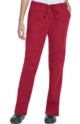 Clearance Pre-Washed by Landau Women's Cargo Scrub Pant