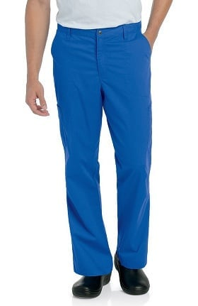Clearance Pre-Washed by Landau Men's Cargo Scrub Pant