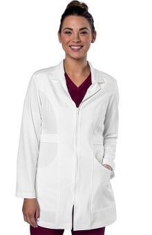 ProFlex by Landau Women's Two Way Zipper Labcoat