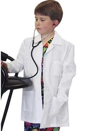 "Clearance Landau Kid's 22¼"" Lab Coat"