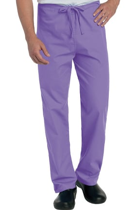 Clearance Landau Unisex Classic Fit Reversible Drawstring Scrub Pants