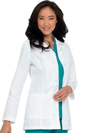 "Landau Women's Princess Seamed 31⅜"" Lab Coat"