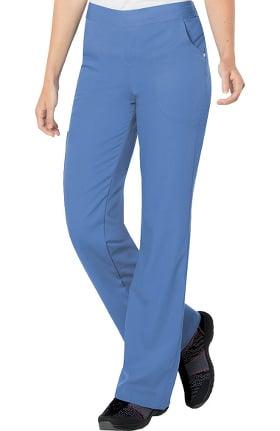Urbane Ultimate Women's Elastic Waistband Scrub Pant