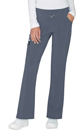 Clearance Urbane Performance Women's Momentum Straight Cargo Scrub Pant