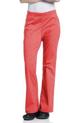 Clearance Urbane UFlex Women's Drawstring Patch Pocket Scrub Pant