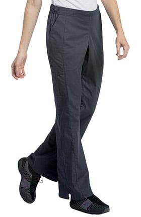 Urbane UFlex Women's Front Leg Seam Flare Scrub Pant