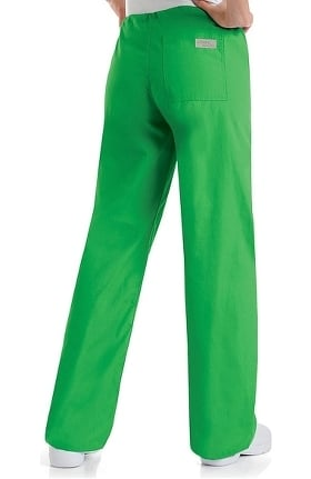 Clearance Urbane Essentials Women's Boot Cut Scrub Pants