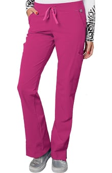 Smitten Women's Hottie Sleek Fit Scrub Pant