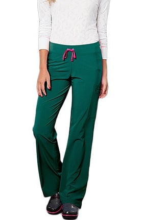 Clearance Smitten Women's AMP Cargo Solid Scrub Pant
