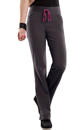 Clearance Smitten Women's Backstage Flare Scrub Pant
