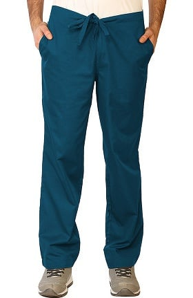 Classic by LifeThreads Unisex Drawstring Scrub Pant