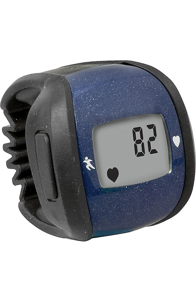 Mabis Blue Heart Rate Monitor Ring