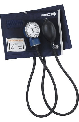 Mabis Economy Aneroid Sphygmomanometers with Nylon