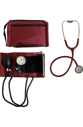 Mabis Matchmates Stethoscope and Sphygmomanometer Kit