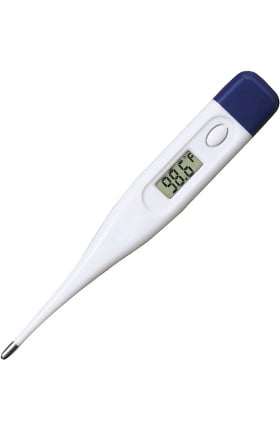 Mabis Clinically Accurate 60 Second Thermometer with Beeper