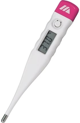 Clearance Mabis Deluxe Digital Thermometer, Celcius
