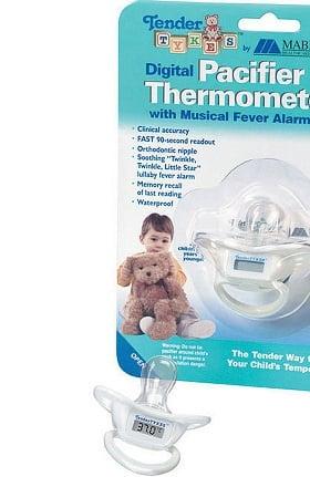 Mabis Tendertemp Tendertykes Digital Thermometer