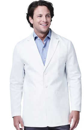 Medelita Men's Fleming Lab Coat