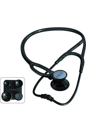 MDF Instruments ProCardial ERA Lightweight Cardiology Dual Head Stethoscope with Adult, Pediatric, and Infant Convertible Chestpiece