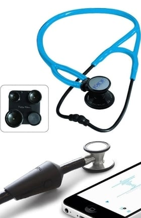 MDF Instruments ProCardial ERA Stethoscope and Eko Devices Core Attachment Kit