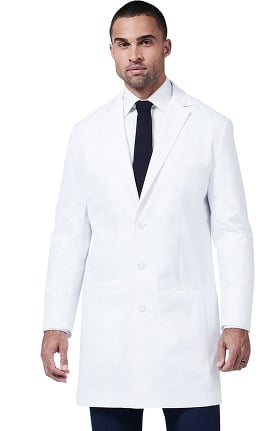 "Medelita Men's M3 H.W. Cushing Slim Fit 36½"" Lab Coat"
