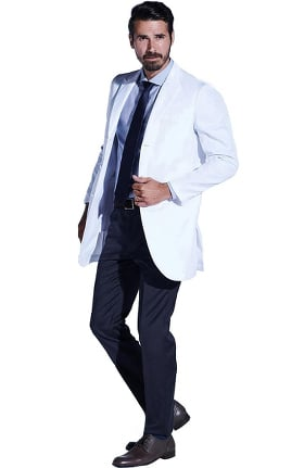 Medelita Men's Bernand Lab Coat