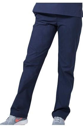 Medelita Women's Modern Fit Straight Leg Scrub Pant