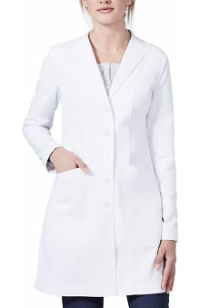 """Medelita Women's M3 Vera G. Slim Fit 35¼"""" Lab Coat"""