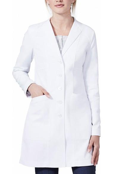 medelita women 39 s m3 vera g slim fit 35 lab coat. Black Bedroom Furniture Sets. Home Design Ideas