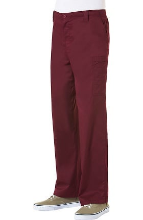 Clearance Maevn Uniforms Men's Zip Front Cargo Scrub Pant