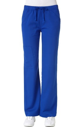 Clearance Gravity by Maevn Women's Fashion Boot Cut Scrub Pant