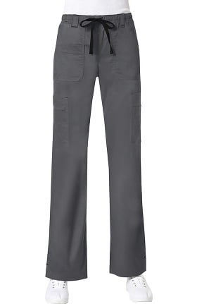Clearance Blossom by Maevn Women's Multi Pocket Utility Cargo Scrub Pant