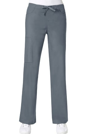 Core by Maevn Women's Boot Cut Cargo Scrub Pant