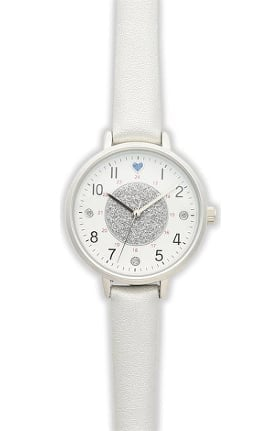 Nurse Mates Women's Glitter Watch