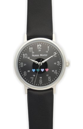 Nurse Mates Women's Have A Heart Watch