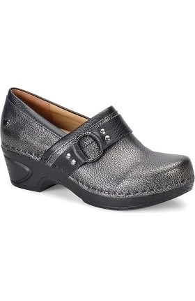 Clearance Nurse Mates Women's Dakota Faux Buckle Shoe