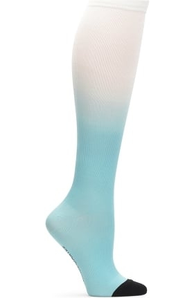 Nurse Mates Women's 12-14 Mmhg Ombre Compression Sock