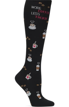 Nurse Mates Women's 12-14 mmHg Calf Compression Trouser Sock