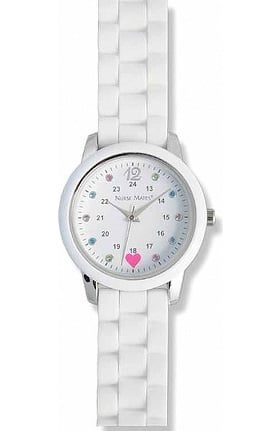 Nurse Mates Women's Nurse Sparkle Watch