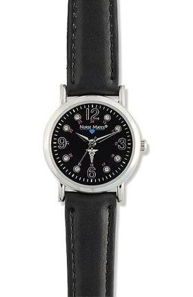 Nurse Mates Women's Caduceus Watch