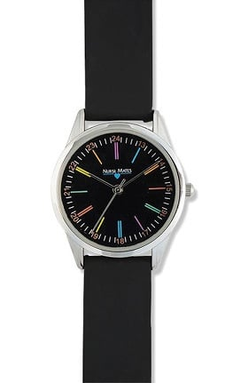 Nurse Mates Women's Color Wheel Watch