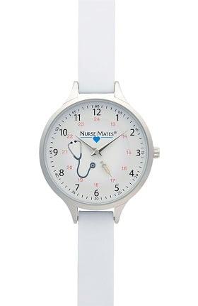 Nurse Mates Women's Rotating Stethoscope Watch