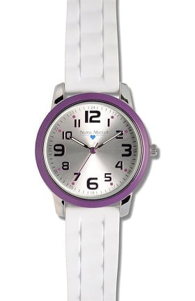 Nurse Mates Color Top Ring Watch