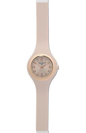 Nurse Mates Women's Uni Body Slim Silicone Watch