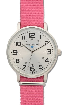 Nurse Mates Unisex Nylon Field Sport Watch