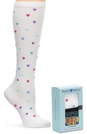 Nurse Mates Women's Print Compression Sock Gift Set